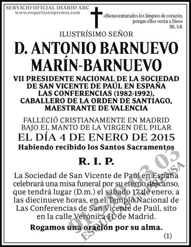 Antonio Barnuevo Marín-Barnuevo
